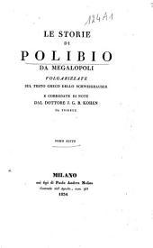 Collana degli antichi storici Greci volgarizzati: Volume 6