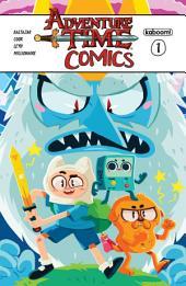 Adventure Time Comics #1