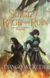 Siege of Rage and Ruin Book
