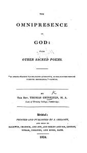 The Omnipresence of God; with Other Sacred Poems