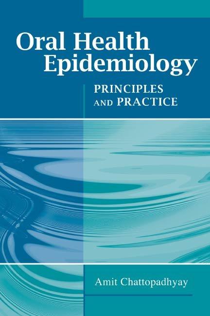 Oral Health Epidemiology