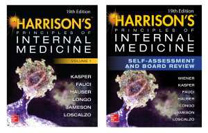 Harrison s Principles and Practice of Internal Medicine 19th Edition and Harrison s Principles of Internal Medicine Self Assessment and Board Review  19th Edition  EBook Val Pak PDF