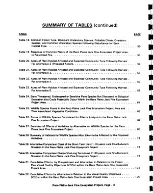 Raco Plains Jack Pine Ecosystem Project PDF