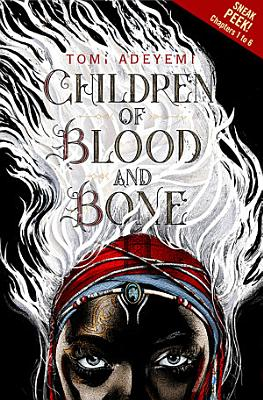 Children of Blood and Bone Sneak Peek