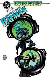 Detective Comics (1937-2011) #692
