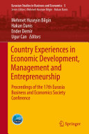 Country Experiences in Economic Development, Management and Entrepreneurship