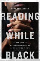 Reading While Black PDF