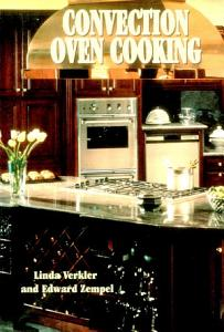 Convection Oven Cooking Book