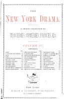 The New York Drama: no. 37-48