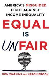 Equal Is Unfair Book PDF