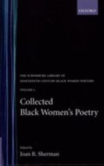 Collected Black Women's Poetry: Volume 1