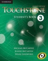 Touchstone Level 3 Student s Book PDF