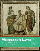 Wheelock s Latin  6th Edition Revised PDF