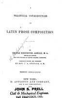 Practical Introduction to Latin Prose Composition PDF
