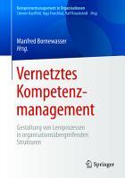 Vernetztes Kompetenzmanagement PDF
