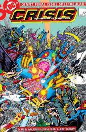 Crisis on Infinite Earths (1985-) #12