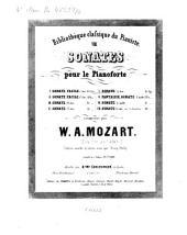 8 Sonates pour le piano: Volume 5