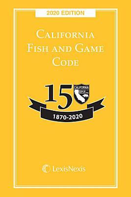 California Fish and Game Code