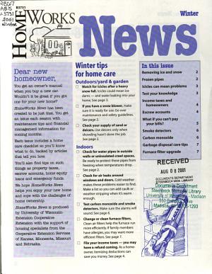 HomeWorks News PDF