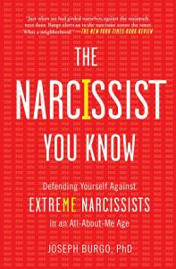 The Narcissist You Know Book