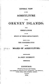 Agricultural Surveys: Orkney Islands (1814)