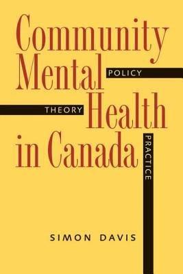 Community Mental Health in Canada