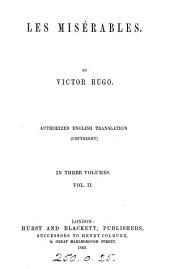 Les misérables: Volume 2