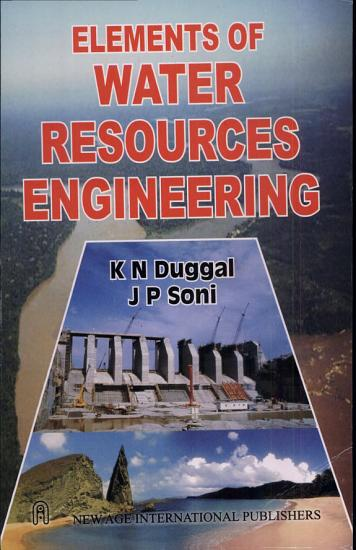 Elements of Water Resources Engineering PDF