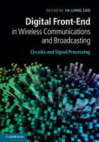 Digital Front End in Wireless Communications and Broadcasting PDF