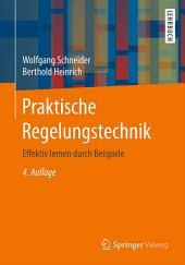Praktische Regelungstechnik: Effektiv lernen durch Beispiele, Ausgabe 4