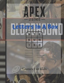 APEX LEGENDS Letters In A Box   Games For Kids PDF