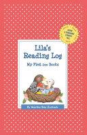 Lila's Reading Log: My First 200 Books (Gatst)