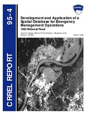 Development and Application of a Spatial Database for Emergency Management Operations PDF