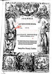 Ioannis Lorini Auenionensis Societatis Iesu, Commentarii in Ecclesiasten. Accessit expositio eiusdem in psalmum 67