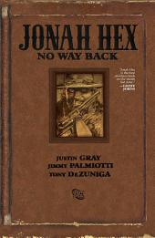 Jonah Hex: No Way Back