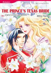 THE PRINCE'S TEXAS BRIDE: Mills & Boon Comics