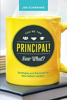 You re the Principal  Now What  Book