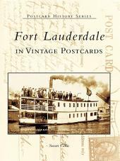 Fort Lauderdale in Vintage Postcards