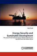 Energy Security and Sustainable Development PDF