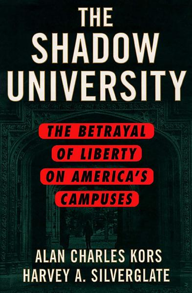 Download The Shadow University Book