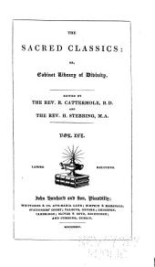 Sacred Classics, Or, Cabinet Library of Divinity: Sermons on the Resurrection