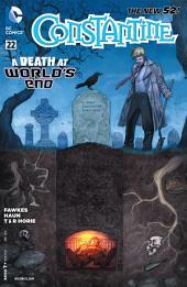 Constantine (2013-) #22