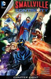Smallville: Continuity (2014-) #8