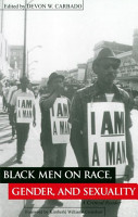 Black Men on Race  Gender  and Sexuality PDF