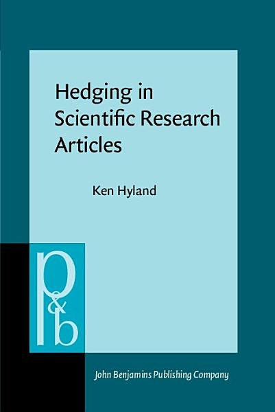 Hedging in Scientific Research Articles PDF