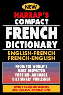 Harrap s Compact French Dictionary PDF