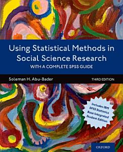 Using Statistical Methods in Social Science Research PDF