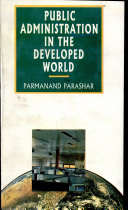 Public Administration in the Developed World