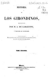 Historia de los Girondinos: Volumen 2