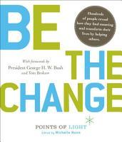 Be the Change  PDF